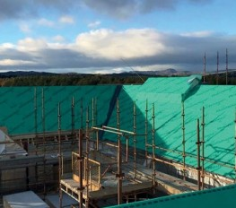 Roofshield Roofshield preserves building in beautiful Perthshire