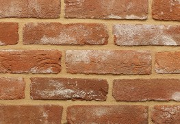"""The 2¼"""" Genuine Reclaimed is a handmade brick with extensive weathering and character.  Perfect for use in period property renovation or to instantly provide new build developments with traditional appeal.  As this brick is a genuine reclaim, there is n..."""