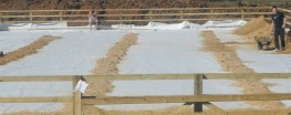 The Geosynthetics Limited Fiberforce range of geotextiles has been developed to provide long lasting performance in all types of equestrian arenas and gallops and is compatible with all types of riding surfaces including silica sands. The unique manufacturing ...