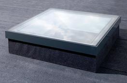 Flat rooflights image