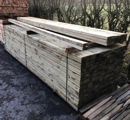 Timber Fencing image