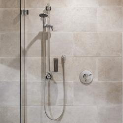 Elina Built-In Concentric TMV3 Mixer Shower + Grab image