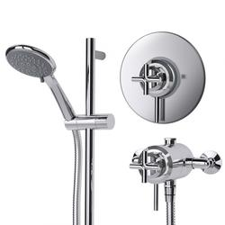 Kensey Concentric Mixer Shower image