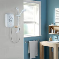 Melbourne Easi-Fit Electric Shower image
