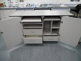 Mobile Laboratory Furniture image