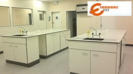 Fixed Traditional Laboratory Furniture image
