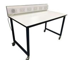 Laboratory Desks with Electrical Packs / Powerpoints / Data Points image