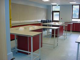 School Laboratory Desks image