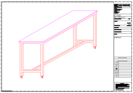 School Laboratory Desks - Mark Finn Laboratory Furniture