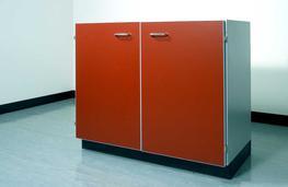 Laboratory Base Cabinets image