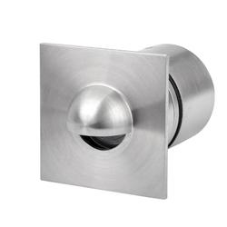 Square Eyelid Step Light (LV-SS602SQ) 316L Stainless Steel image