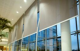 Tensioned Blinds image