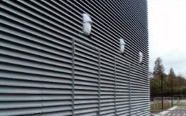 High Performance Ventilation Louvres image