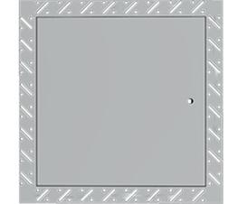 Metal Door Access Panel with Beaded Frame   Non Fire Rated image