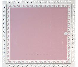Plasterboard Door Access Panel with Beaded Frame   1 Hour Fire Rated image