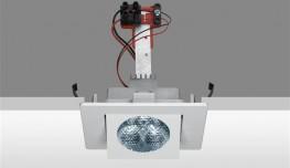 Laser adjustable square - Iguzzini