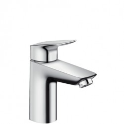 Single Lever Basin Mixer 100 With Pop-Up Waste Set image