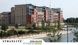 STRANLITE is a comprehensive range of lightweight aggregate blocks for general purpose use in all types of Housing, Industrial and Commercial building applications. STRANLITE is manufactured from high quality approved lightweight aggregates in solid, hollow or...