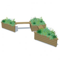 Furniture - Joining Bench for Planters image