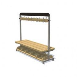 Storage - Cloakroom Bench image
