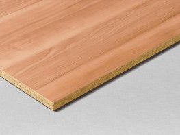 Melamine Faced Chipboard (MFC) is constructed from a decorative printed paper covering a chipboard core. This is a pre-bonded finished material, which requires no further fabrication except edging....
