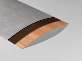 EGGER Flammex laminate is classified as laminate type F (flame retardant) according to EN 438 standard. It is used anywhere, where low flammability laminate bonded board elements are required....