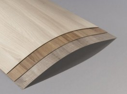 Laminate is made up of multiple layers of paper and has a decorative surface. The laminate sheet must be fabricated (bonded) to a suitable substrate....