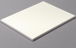 This compact laminate with a white core creates special accents or contrasts suitable for highly demanding applications. According to the DIN EN 438-9 product standard, compact laminate with a white core is a type BCS (Coloured core laminate Compact Standard g...
