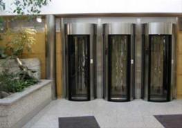 HiSec 6 Full Height Security Booth - 600 mm Walkway - Gunnebo