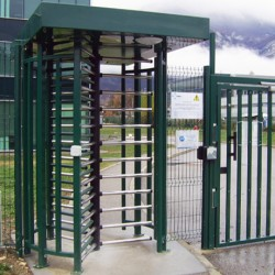 RotaSec - Manual full-height turnstile for internal and external use image
