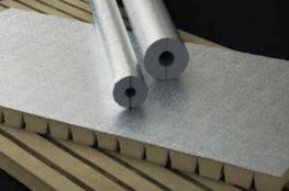 NovaClad - Weather Resistant Pipe Insulation - GRM Insulation Solutions