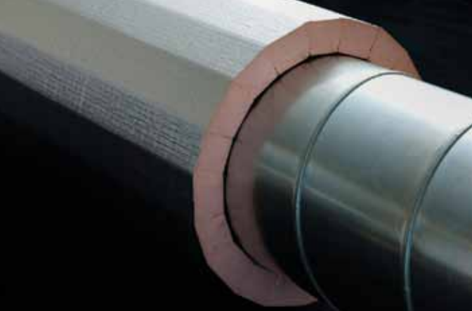 Betawrap Phenolic Pipe And Duct Insulation By Grm