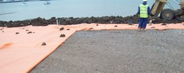 Geosynthetics Ltd introduced Alert® into the UK market nearly 10 years ago as a competitive contamination indicator that was available off the shelf with the robust properties of our market leading Rhyno® Range. Complying fully with the requirements of the S...