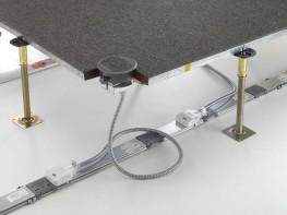 Betatrak - Betatrack 63A Underfloor Power Track - CMD Ltd