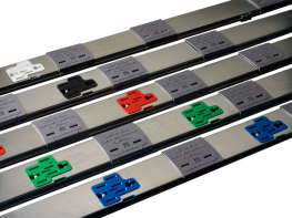 Betatrak - Betatrack 63A Underfloor Power Track image