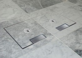 Stainless Steel Floor Box image