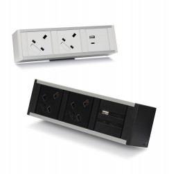 Linear - Linear Power, USB Charging, Data and Media image