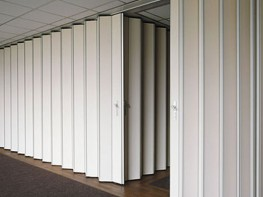 Forte Concertina is a tried and tested economical system for quickly and eaily dividing a wide range of areas. Offered in a wide selection of finishes in heavy duty vinyl, MFC or laminate, the Concertina system is particularly suited to residential locations, ...