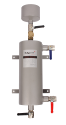 The Dutypoint range of dosing pots provides a safe, controlled method of dosing chemicals into heating and chilled water systems with no interruption to the system operation. Dutypoint dosing pots are supplied as a complete package with all valves and tundish ...
