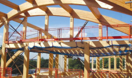easi-edge Limited have considerable experience in delivering working at height edge protection solutions for structural timber frame construction projects. easi-edge provides products that cover perimeter edges, internal voids, roofs, stairs, lift shafts, vehi...