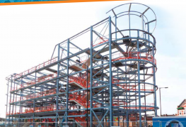 easi-edge Ltd. have considerable experience in delivering working at height edge protection solutions for structural steel construction projects. easi-edge provides products that cover perimeter edges, internal voids, roofs, stairs, lift shafts, vehicle offloa...