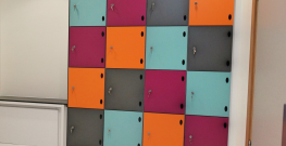 Designed and manufactured for durability our locker systems offer long-life solutions for cloakroom, changing and corridor areas. Doors can be specified in the same solid grade laminate as the washroom furniture to create stunning deisgn themes throughout your...