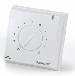 devireg 130 Thermostat image