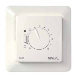 devireg 530 Thermostat image