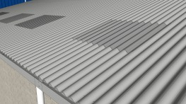 Advantage for Asbestos Roofs image
