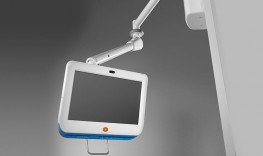 CBS Hi1 Healthcare Monitor Arm image
