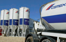 CEMEX dry silo mortar provides an innovative and efficient solution to mortar delivery, particularly to larger sites. With one of the largest available tanker fleets in the country, we can offer a first class replenishment service With guaranteed next day repl...