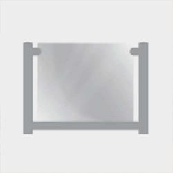 Glass Panel 1- Infiniti Glass - Balustrades image