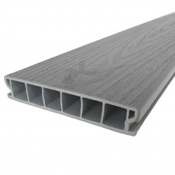 Fitrite Graphite PVCu Deck Board image