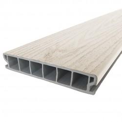 Fitrite Silver Birch PVCu Deck Board image